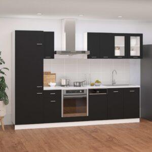8-osaline köögikapi komplekt