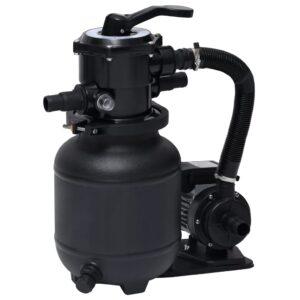 basseini liiva filterpump 7 asendis ventiiliga 18 l