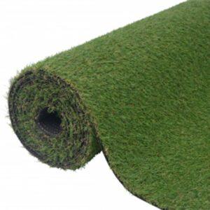 kunstmuru 1 x 10 m/20 mm roheline