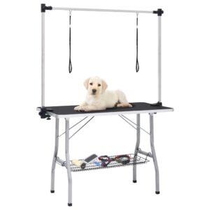 reguleeritav koera pügamise laud 2 aasa ja korviga