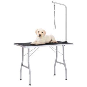 reguleeritav koera pügamise laud