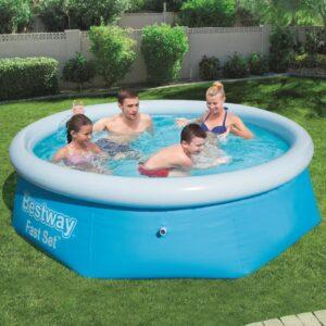 Bestway Fast Set täispumbatav bassein
