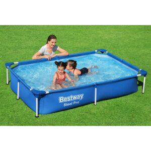 Bestway bassein 221 x 150 x 43 cm