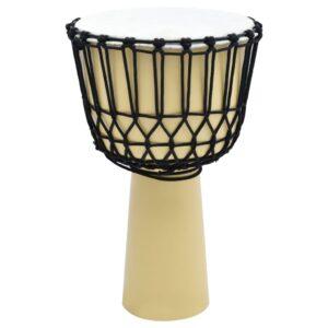 džembe trumm nöörpingutitega 14''