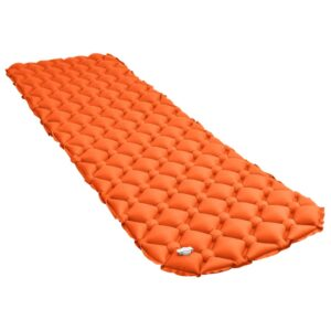 õhkmadrats 58 x 190 cm oranž