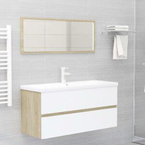 2-osaline vannitoamööblikomplekt