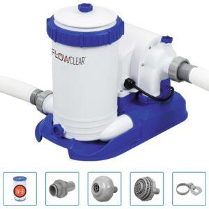 Bestway Flowclear ujumisbasseini filterpump 9463 l/h