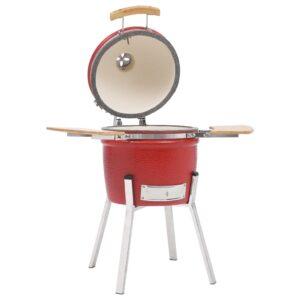 Kamado grill-suitsuahi