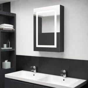 LED vannitoa peegelkapp