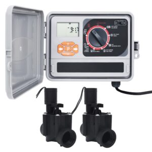 kastmise kontrollseade 2 solenoidventiiliga