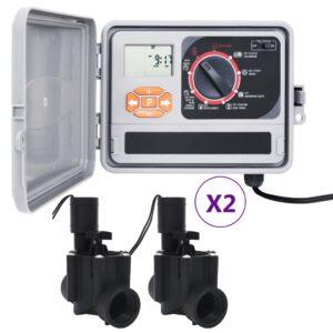kastmise kontrollseade 4 solenoidventiiliga