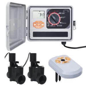 kastmise kontrollseade niiskuse anduri ja solenoidventiiliga