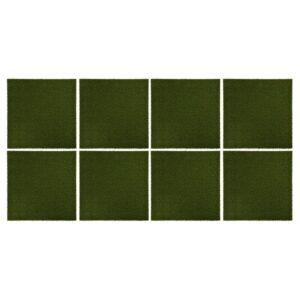 kunstmuruplaadid 8 tk 50x50x2