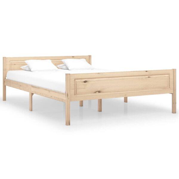 voodiraam männipuidust 140 x 200 cm